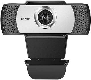 no logo MiMoo Clip Computer USB Webcam, High-Definition Video Webcam Built-in Mic, PC Laptop Desktop Unine External Video ...