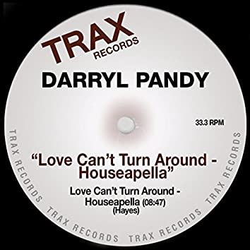 Love Can't Turn Around - Houseapella