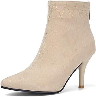 BalaMasa Womens ABS14052 Pu Boots