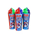 Koko's Slush Puppie Double Squeeze Candy 2.8 oz. (Pack of 12)