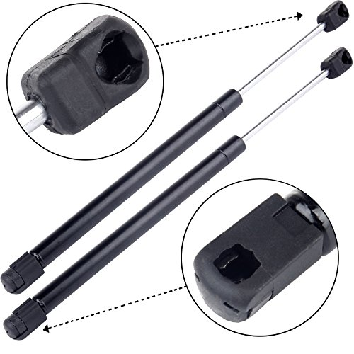 ECCPP Lift Supports Front Hood Struts Gas Springs for Ford Expedition 1997-2006...