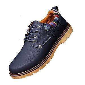 [ファーストエンカウンタ] 防水 スニーカー メンズ ブーツ レイン シューズ ワークブーツ 防寒 防滑 アウトドア 紳士靴 靴