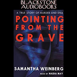 Pointing from the Grave audiobook cover art