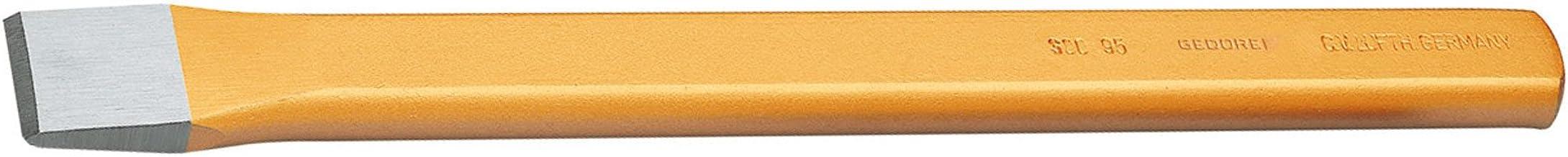 GEDORE 95–250 platt mejsel platt oval, 250 x 26 x 13 mm, 250 x 26 x 13 mm