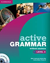 Active Grammar Level 3 without Answers and CD-ROM by Mark Lloyd (2011-12-05)