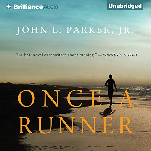 Couverture de Once a Runner