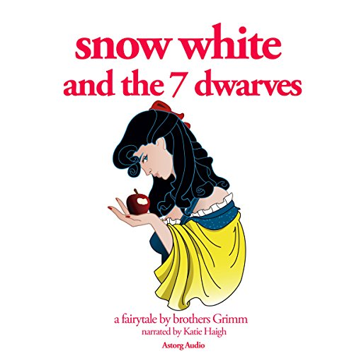 Snow White and the Seven Dwarves cover art