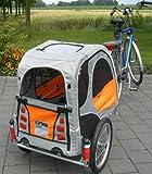 Petego Comfort Wagon M – gefederter Aluminium Hundeanhänger Fahrradanhänger - 3