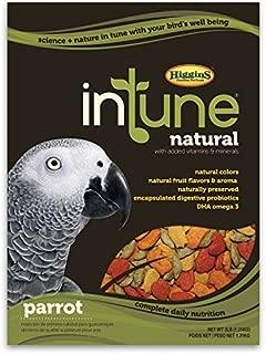 Best higgins intune parrot food Reviews