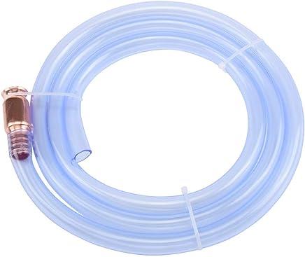 Sukudon Schlauchsiphonpumpe f/ür Gas//Benzin//Kraftstoff//Wassershaker Siphon Transfer Shaker Siphon Selbstansaugenden Schlauch Automatisches Pumpen Rohr Bestes Papa