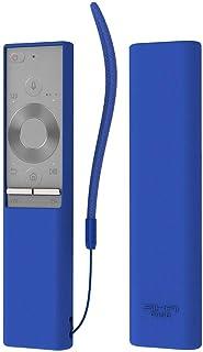 Carcasa de Silicona Antideslizante para Mando a Distancia Samsung BN59-01265A (Azul)