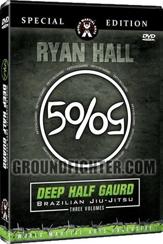 /p h3The Deep Half Guard - The New Jiu-Jitsu - Ryan Hall/h3 p