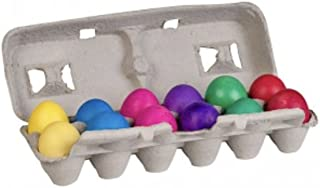 Silly Rabbit Confetti Eggs, Cascarones, 1 Doz., (Pack of 3 - Total 36 Eggs)
