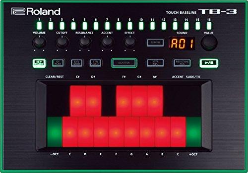 Roland AIRA TB-3 Touch Bassline タッチベースライン ローランド