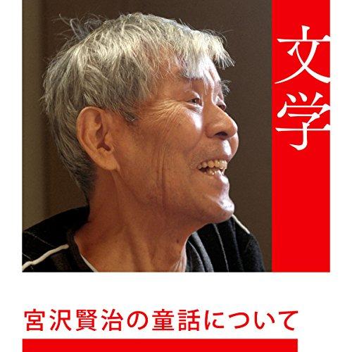 『宮沢賢治の童話について』のカバーアート