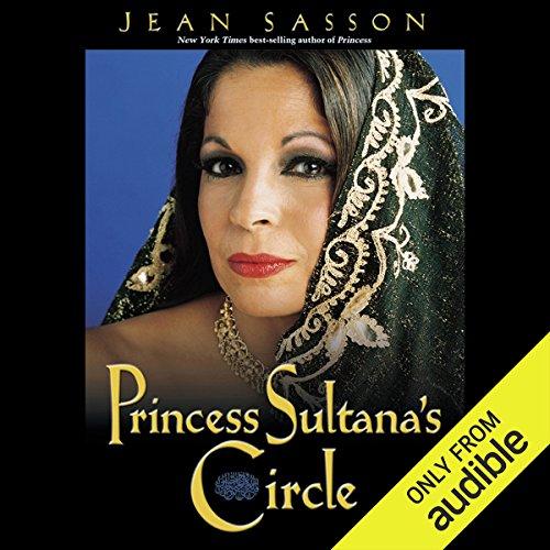 Princess Sultana's Circle audiobook cover art