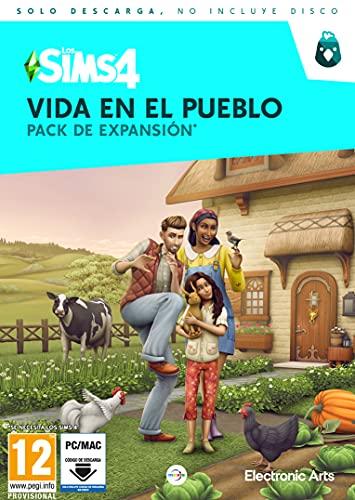 Los Sims 4 Vida en el Pueblo (EP11) | Código Origin para PC