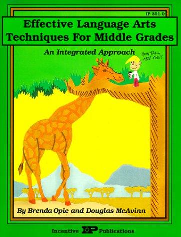 Effective Language Arts Techniques for Middle Grades (Kids' Stuff)