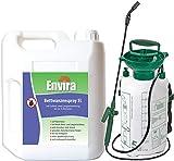 ENVIRA Bettwanzenschutz 5Ltr + Drucksprher