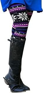 Casual Women Skinny Geometric Print Stretchy Jegging Pants Slim Leggings