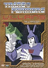 Transformers - Villains - Ultimate Doom Parts 1-3