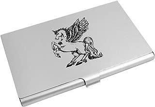 Azeeda 'Majestic Unicorn' Business Card Holder / Credit Card Wallet (CH00012442)