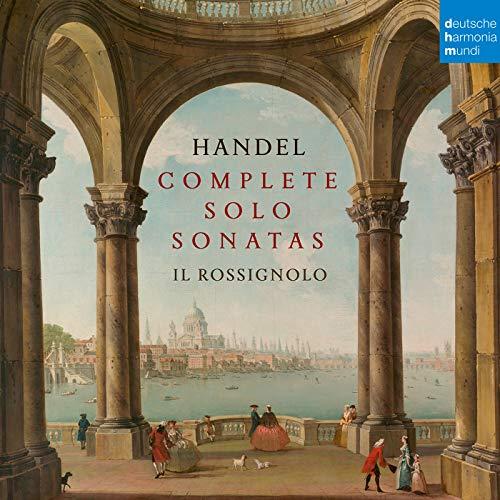 Violin Sonata in A Major, HWV 361, Op. 1 No. 3: I. Andante [Larghetto in ms. Fitzwilliam]