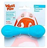 West Paw Zogoflex Hurley Dog Bone Chew Toy –...
