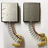 Escobillas de carbono para Johnson Matriz visión conductor Motor cinta de correr...
