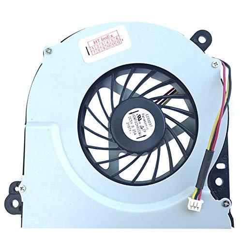Lüfter/Kühler Fan kompatibel mit Asus K75VM, K75VJ, R700VM, K95VJ, K95VM, R700VD, R700VJ, K95, K95VB