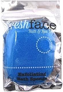 Swissco Fresh Face Exfoliating Bath Sponge (6 Pack)