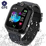 Kids Smart Watch GPS Tracker - IP67 Waterproof Smartwatch Phone for Kids HD