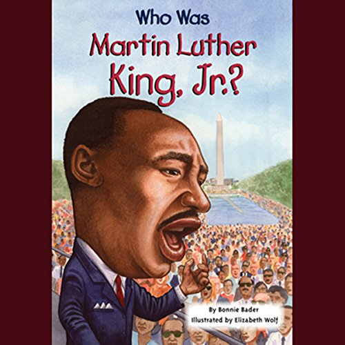 Who was Martin Luther King, Jr.? Titelbild
