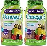 Vitafusion Omega-3 Gummies, 240 Count