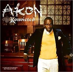 Konvicted [Edited] by Akon (2006-11-14)
