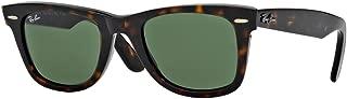 RB2140 Original Wayfarer Sunglasses for Men and Women with Deluxe Eyewear Accessories