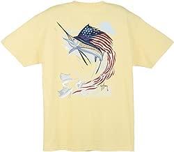 Guy Harvey Men's Star Spangled T-Shirt