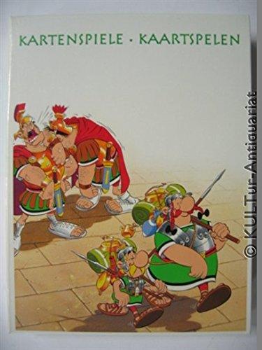 Asterix Kartenspiele.