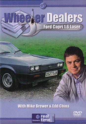 WHEELER DEALERS - FORD CAPRI 1.6 LASER [DVD]