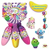 Splash Toys Pack de 3 Banana's Split (Modèle Aléatoire) -A peler comme une vraie Banane pour découvrir toutes les surprises, color (30831) , color/modelo surtido
