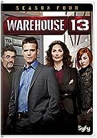 Warehouse 13: Season Four [DVD] [Import]