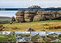 Dartmoor, herbe Schoenheit im Sueden Englands (Wandkalender 2022 DIN A3 quer): Eine fotografische Reise zu Granithuegeln, Moorlandschaften und historischen Bauwerken. (Monatskalender, 14 Seiten )