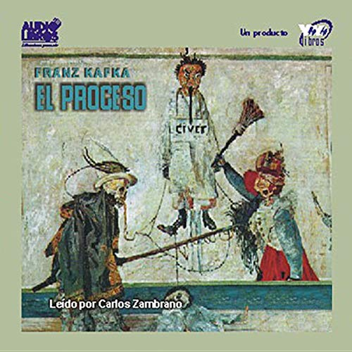 El Proceso [The Trial] audiobook cover art