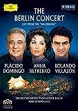 The Berlin Concert - Live from the 'Waldbhüne' - Plácido Domingo, Anna Netrebko, Rolando Villazón [USA] [DVD]