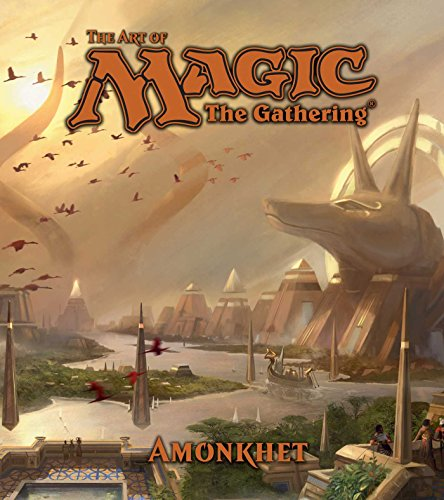 The Art of Magic: The Gathering - Amonkhet: Volume 4