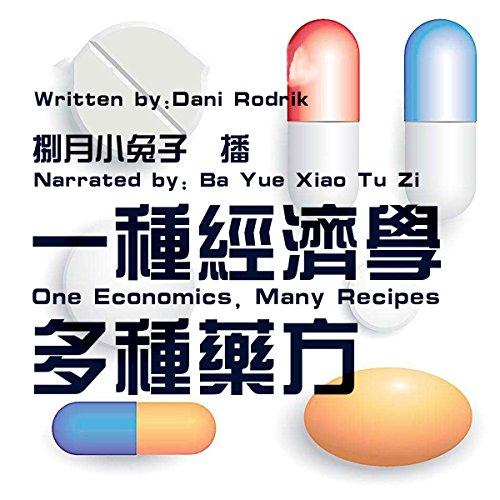 一种经济学,多种药方 - 一種經濟學,多種藥方 [One Economics, Many Recipes] audiobook cover art