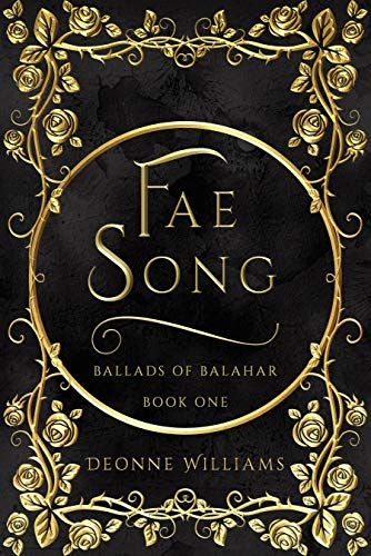Fae Song Ballads Of Balahar by Deonne Williams ebook deal