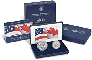 2019 W Pride of Two Nations Limited Edition Two-Coin Set Enhanced Proof
