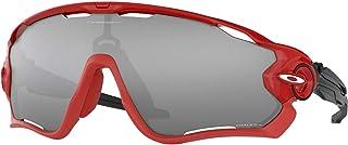 نظارات شمسية من اوكلي باطار احمر