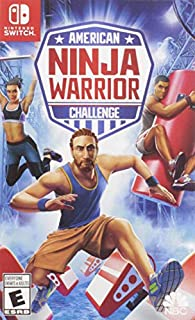 American Ninja Warrior Switch (B07GW4GYN4) | Amazon price tracker / tracking, Amazon price history charts, Amazon price watches, Amazon price drop alerts